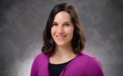 Anna McCormick, DO, First Fellow of our MFM Fellowship Program