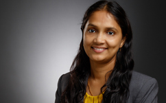 Welcome Sunila Pradeep, PhD, Research Faculty
