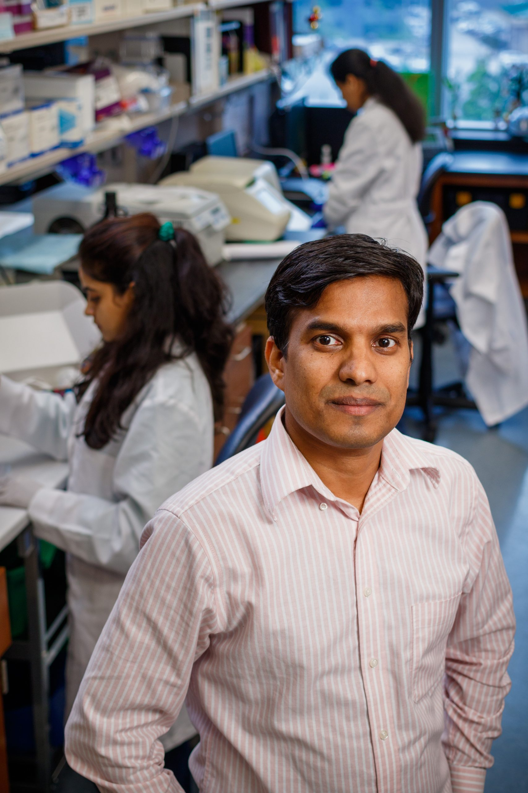 Pradeep Raghavan Chaluvally, PhD featured in Department of Defense Congressionally Directed Medical Research Programs