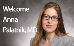Perinatologist and OBGYN Residency Alum, Anna Palatnik, joins our Medical College of Wisconsin faculty