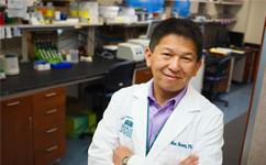 Yi-Wen Huang, PhD, Receives Athena's Run Endometrial Cancer Research Grant