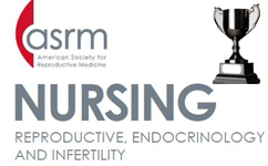 Our Reproductive Medicine Center Nursing staff has been recognized as a Nursing Center of Excellence