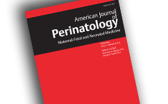 Anna Palatnik, MD, Publishes Paper in the American Journal of Perinatology on