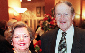 Dr. John J. and Joan M. Brennan