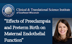 Dr. Jennifer McIntosh Awarded CTSI Grant on