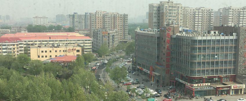 City of China