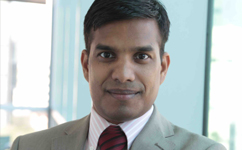Welcome Pradeep Chaluvally-Raghavan, PhD, Research Faculty