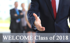 Welcome Obstetrics & Gynecology Class of 2018
