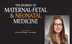Dr. Anna Palatnik along with Dr. Erika Peterson authors of The Association Between Gestational Age at Delivery in the Journal of Maternal-Fetal & Neonatal Medicine