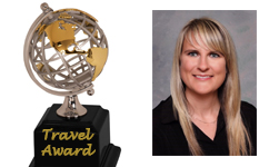 Kristina Kaljo, PhD, Receives the Junior Faculty Travel Award