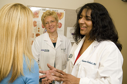 Urogynecology Services and Specialized Care