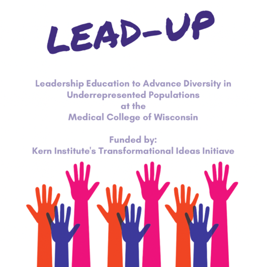 Leadership Education to Advance Diversity in Underrepresented Populations (LEAD-UP) is a new program with Kristina Kaljo, PhD