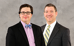Drs. Bradley & Lund in Top Physicians from Patient Satisfaction Surveys