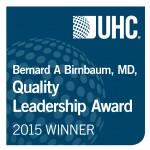 UHC QLWinnerSeal 2015 Award