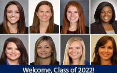 Welcome Obstetrics & Gynecology Resident Class of 2022!