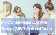 Mindfulness-Based Cognitive Therapy (MBCT) Perinatal Group being offered