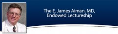 2017 E. James Aiman Lecture @ Froedtert Hospital – MCW Alumni Center