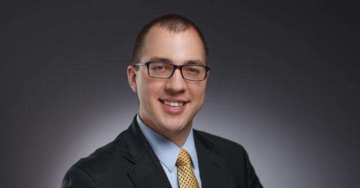 Please Welcome Zachary Colvin, DO - MFM Fellow