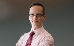 Dr. Joseph Davis Named Associate Clerkship Director
