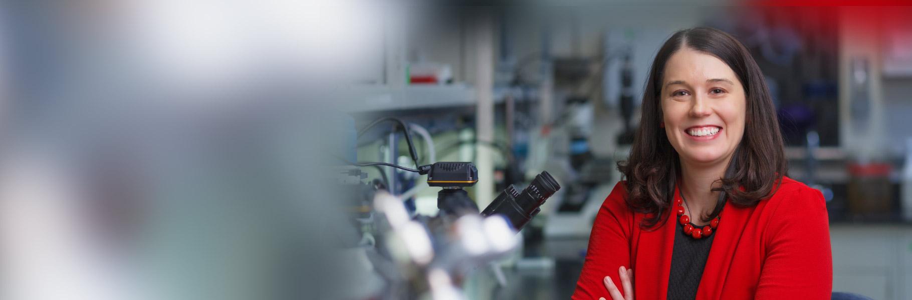 Dr. Jennifer McIntosh awarded NIH K08 grant