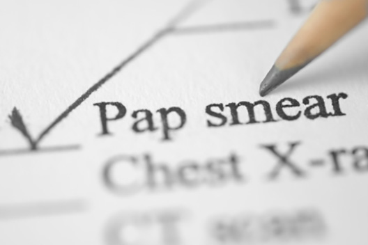 The Pap Smear and Pelvic Exam