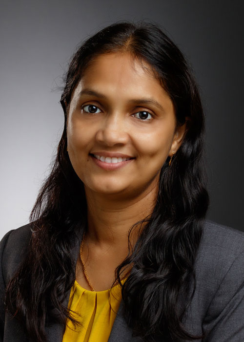 Pradeep, Sunila, PhD