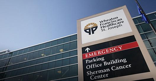 Wheaton Franciscan Healthcare-St. Joseph Campus
