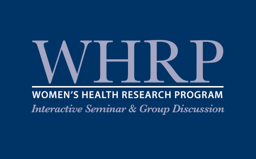 WHRP Seminar & Interactive Group Discussion